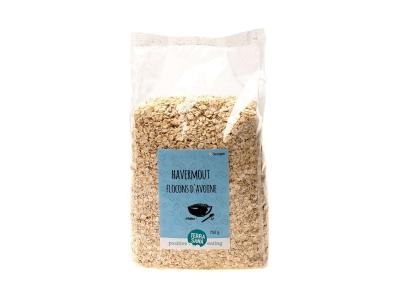 Havermout biologisch 750 gram