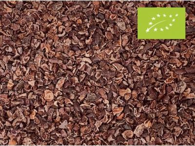 Cacao nibs raw biologisch