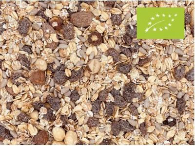 Muesli fruit/noten biologisch (stazak)