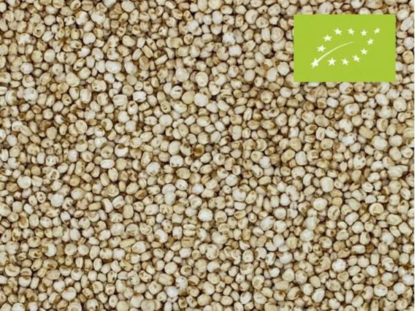 Quinoa gepoft biologisch (stazak)