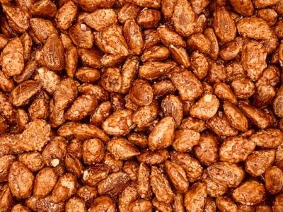 Caramel amandelen (stazak)