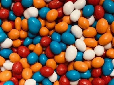 EK choco pinda's 500 gram (stazak)