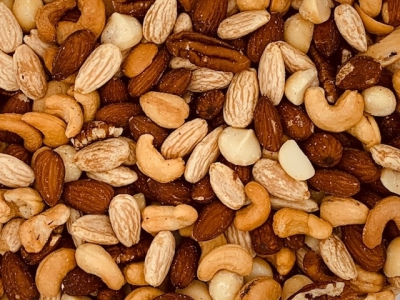Macadamia mix, gezouten