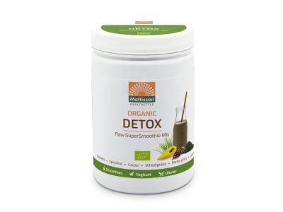 Supersmoothie detox mix biologisch