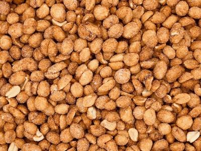 Pinda's geroosterd honing&zout (stazak)